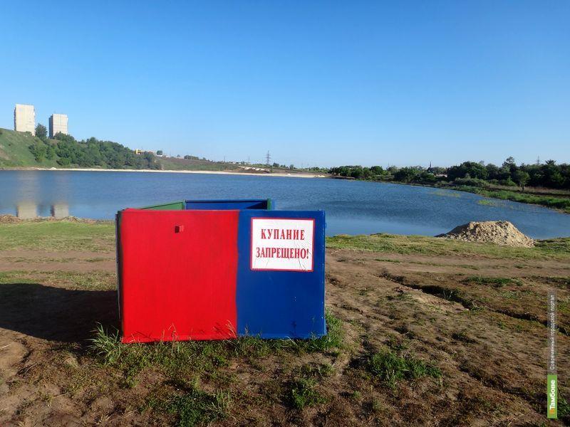 Тамбовский карьер в Ласках не успеют облагородить к началу сезона