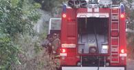 В Сосновском районе сгорел корпус лечебного учреждения