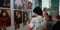Кристина Орбакайте предстала перед тамбовчанами в образе актрисы Нормы Ширер