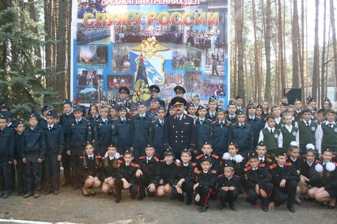 Тамбовские полицейские отправились в Курск на межрегиональный фестиваль