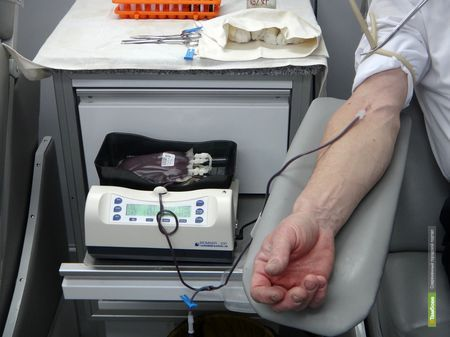 Тамбовские чиновники предлагают увеличить плату донорам