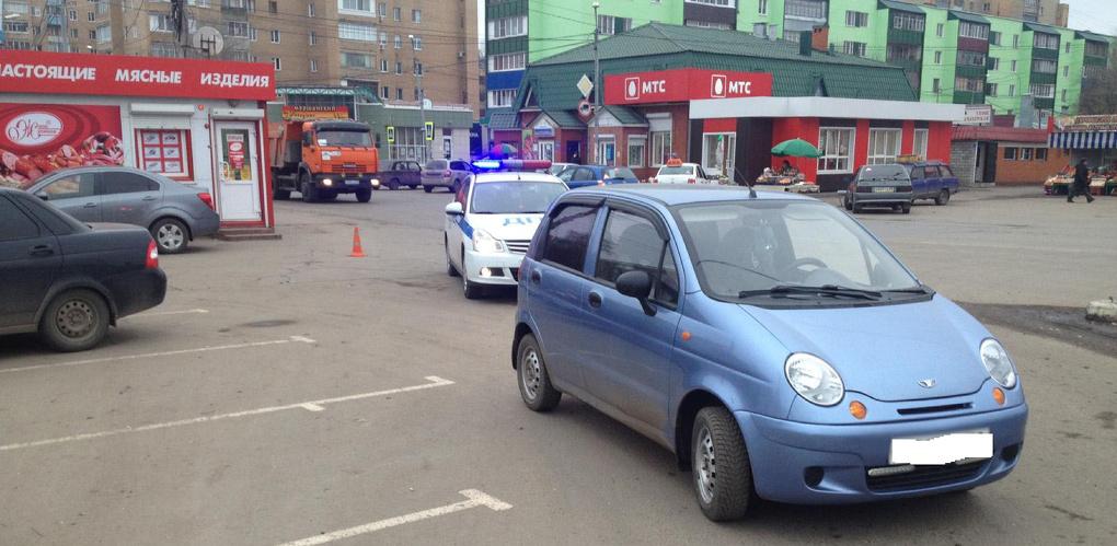 В посёлке Строитель под колёса автомобиля попал трёхлетний мальчик