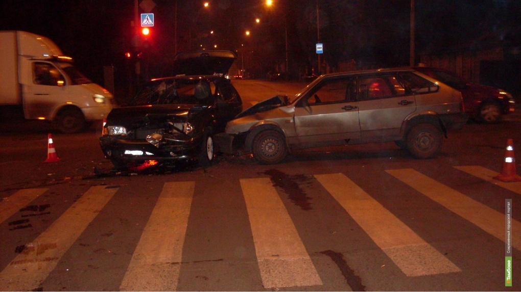 За неделю на дорогах погибли пятеро тамбовчан