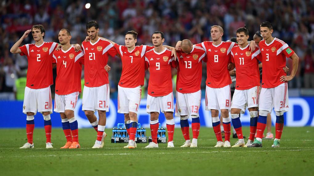 «Спасибо за футбольную сказку»: Россия билась до последнего, но уступила полуфинал Хорватии