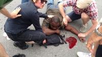 Парад в Новом Орлеане закончился стрельбой