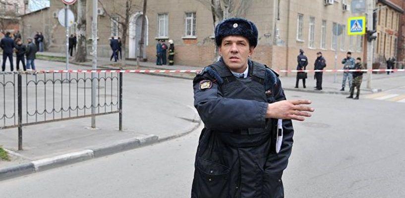 В центре Ростова-на-Дону произошёл взрыв
