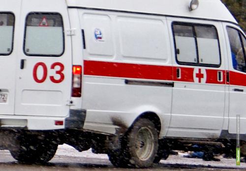В Тамбове автомобиль ВАЗ 2109 сбил школьницу