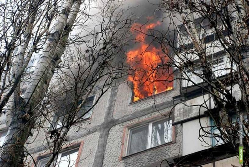 В Тамбове пенсионерка угорела в собственной квартире
