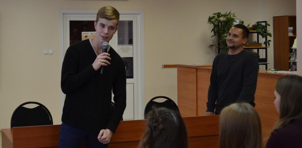 В Тамбовском филиале РАНХиГС продолжает работу Школа ведущих «Bla Bla School»