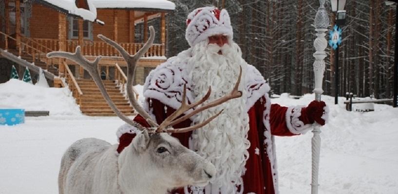 Составлен рейтинг самых популярных Дедов Морозов в России этой зимой