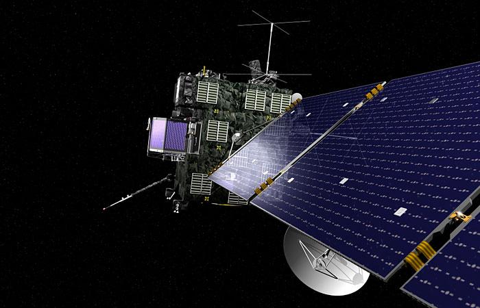 Еще один большой шаг для человечества: исследовательский робот Philae прилетел на комету