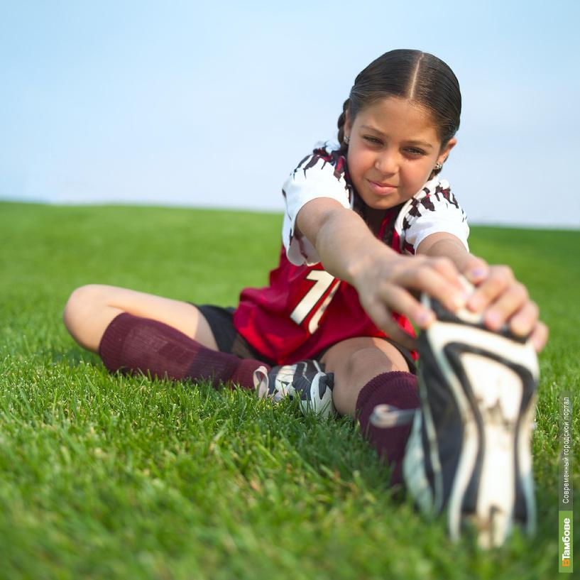 Юных тамбовчан из неблагополучных семей приобщат к спорту