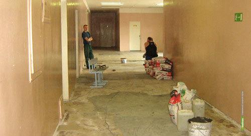 Школы Тамбова ремонтируют к новому учебному году