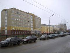 В Тамбове разрастется парковка у областной больницы
