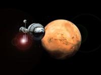 NASA признало полет на Марс смертельно опасным