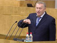 «Молодая гвардия» обвинила Жириновского в импотенции
