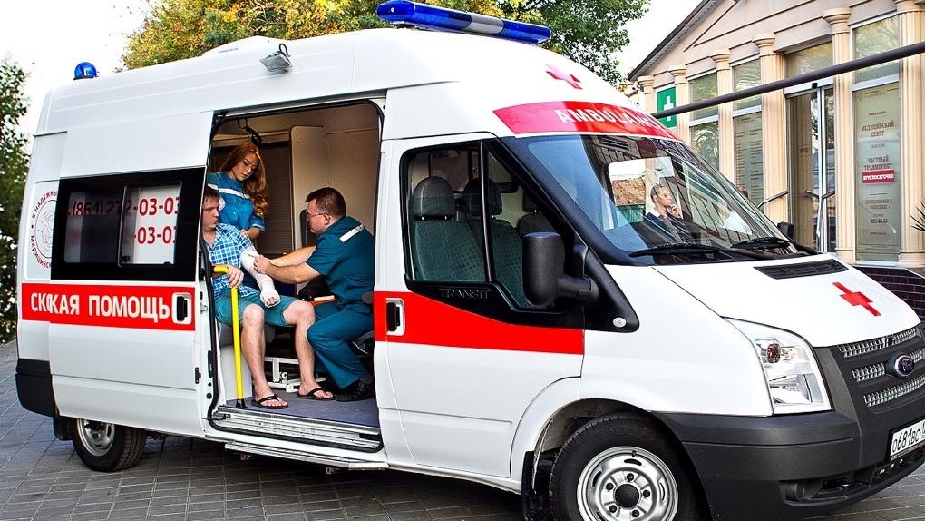 42 человека обратились за медпомощью во время Дня города. Одного ребенка госпитализировали