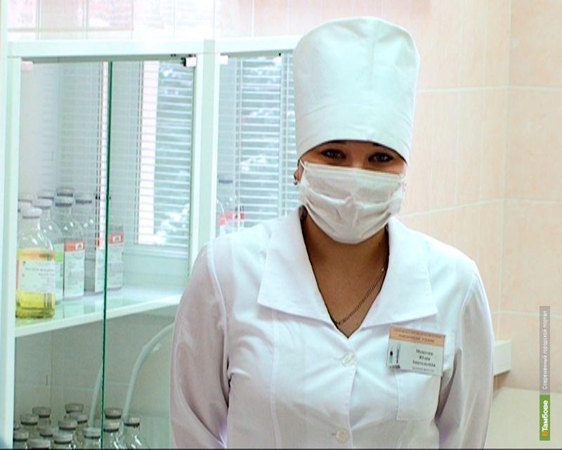 Больше двух тысяч тамбовчан заболели гриппом в праздничную неделю