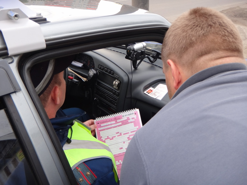 Тамбовские автолюбители продолжают садиться за руль в нетрезвом состоянии