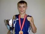 Тамбовчанин Евгений Аверин вновь стал лучшим боксером в ЦФО
