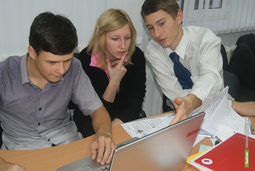 В Тамбове открылись XVI областные юношеские чтения имени Владимира Вернадского