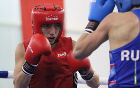 Боксер из Тамбова пробился на Всероссийскую универсиаду
