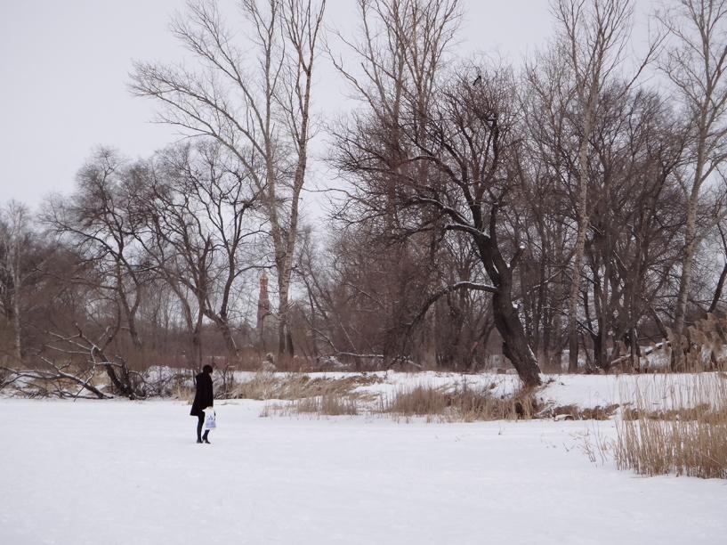 В праздничные выходные в Тамбове ожидается лёгкий морозец