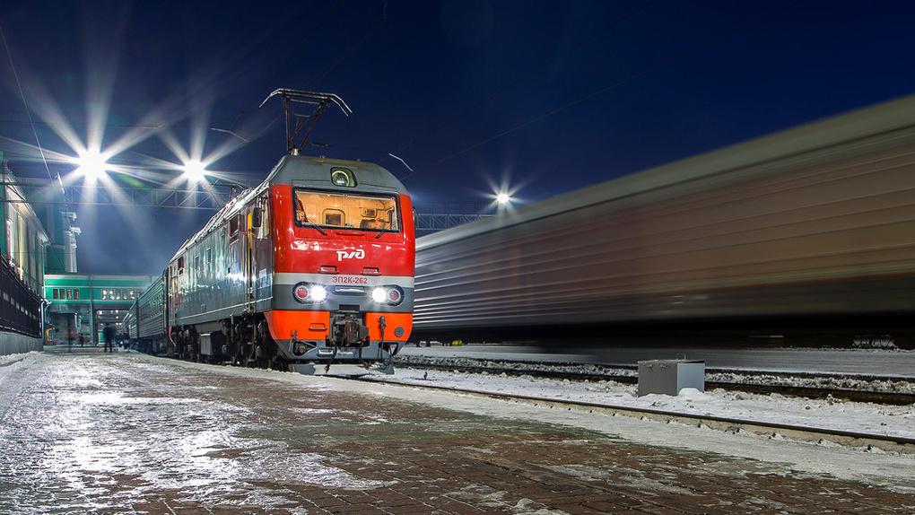 Из Москвы в Тамбов пустят дополнительные поезда на новогодние праздники