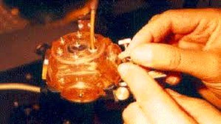 Тамбовские конструкторы показали миру лазерные гироскопы