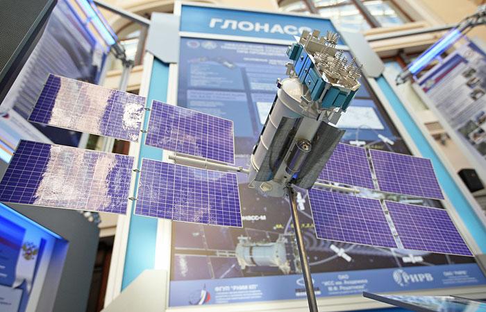 Восемь спутников системы ГЛОНАСС вышли из строя