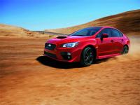 Subaru показала новый седан WRX с вариатором