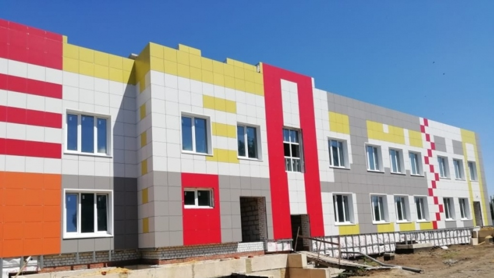 В Строителе начали возводить второй корпус детского сада «Непоседы»