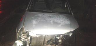 В столкновении двух автомобилей пострадала пятилетняя девочка