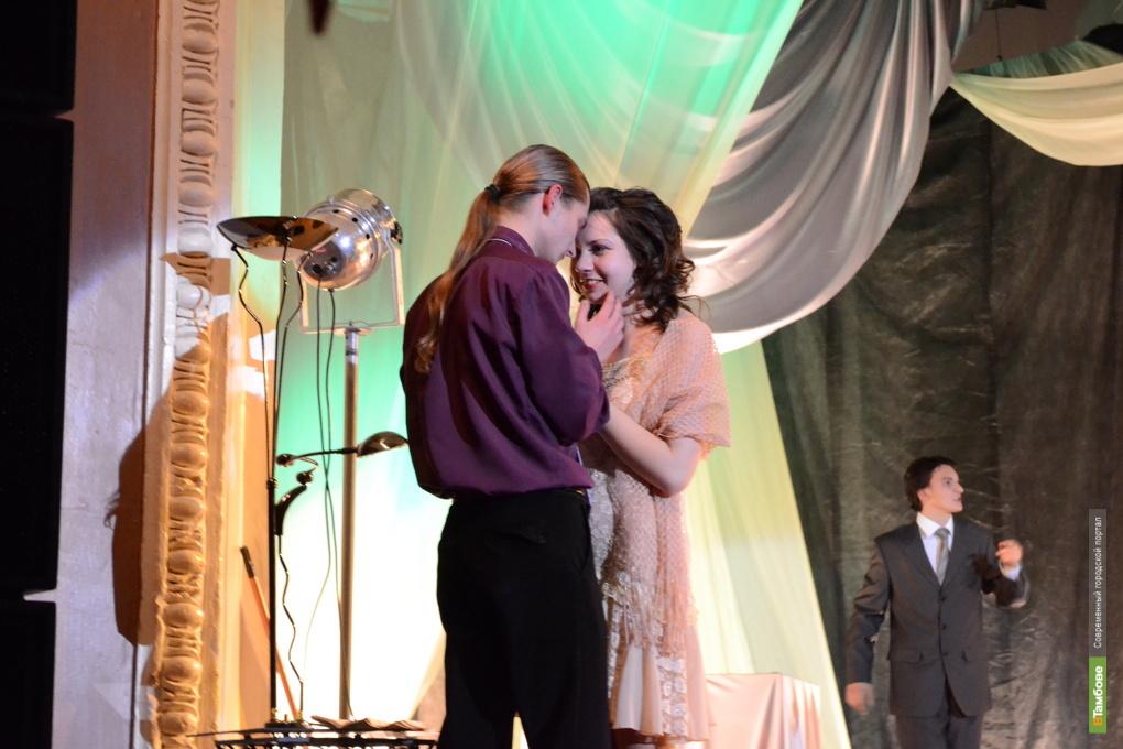 Самарские актеры стали лучшими на тамбовском театральном фестивале