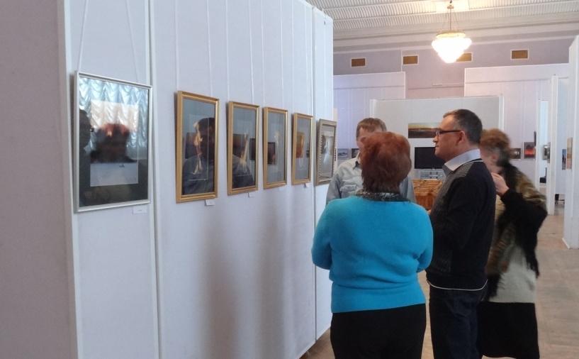 В Тамбове откроется персональная выставка Александра Почекуева