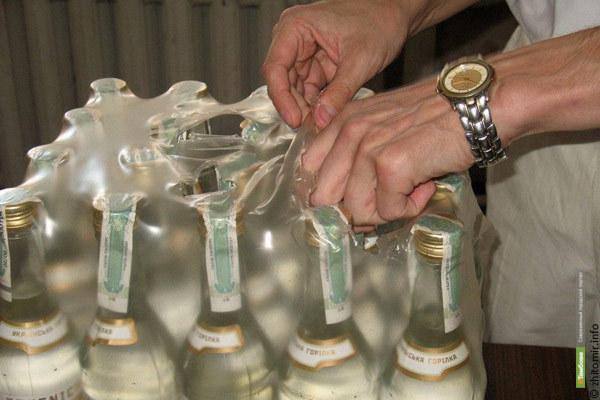 ВТамбове прикрыли подпольный алкогольный ларек