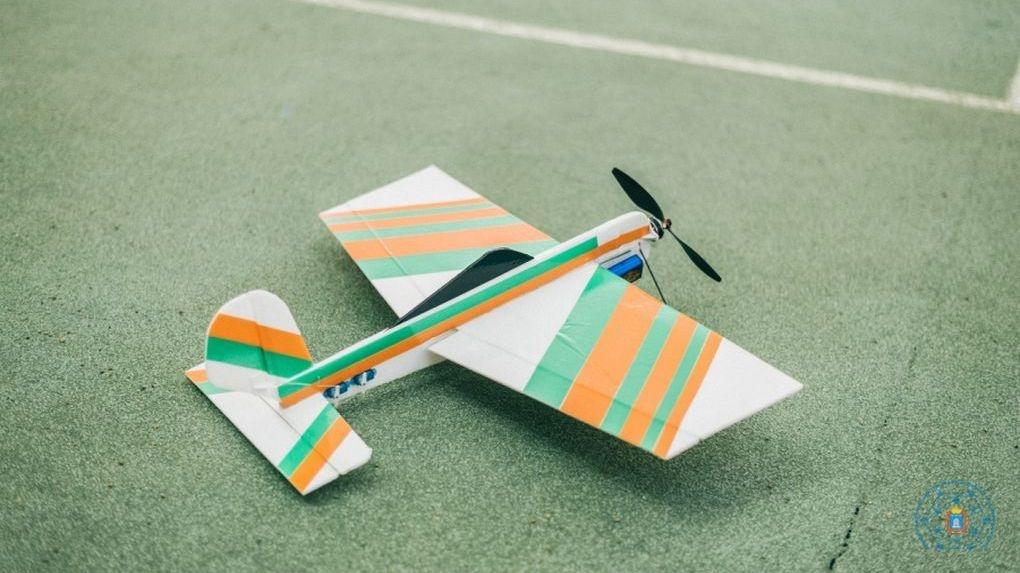 Гонка квадрокоптеров: в Тамбове прошел фестиваль авиамоделирования