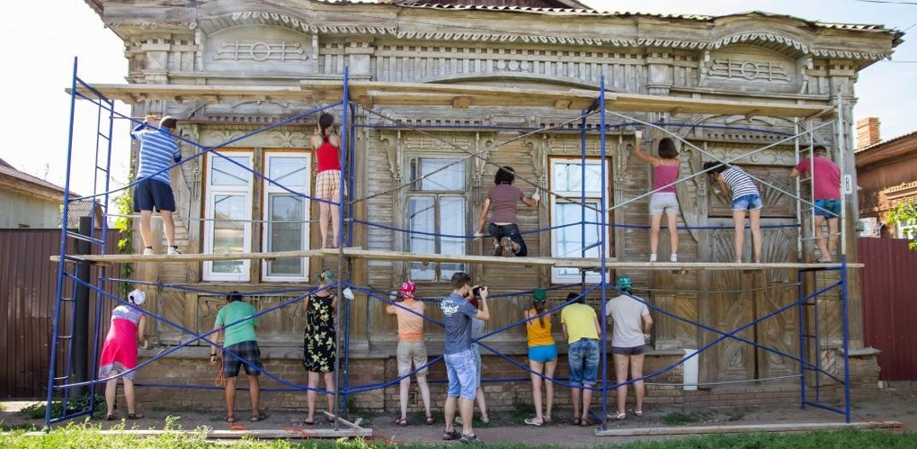 «Том Сойер Фест» в Тамбове: кто, как и зачем хочет отремонтировать старые дома