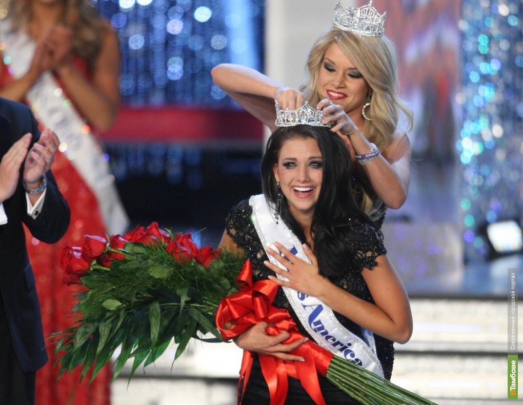 """Титул """"Мисс Америка 2012"""" получила жительница штата Висконсин"""