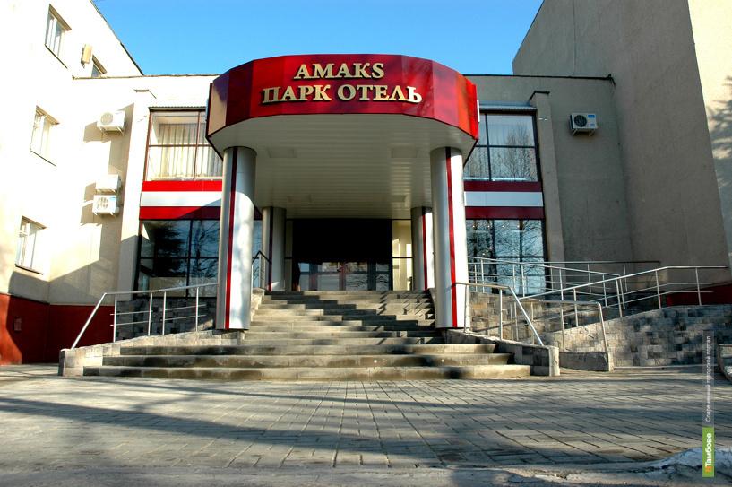 """Гостиница """"АМАКС Парк-отель"""" - Победитель-2012."""