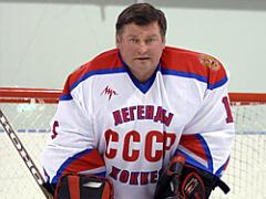 Легенда советского хоккея посетит Тамбов