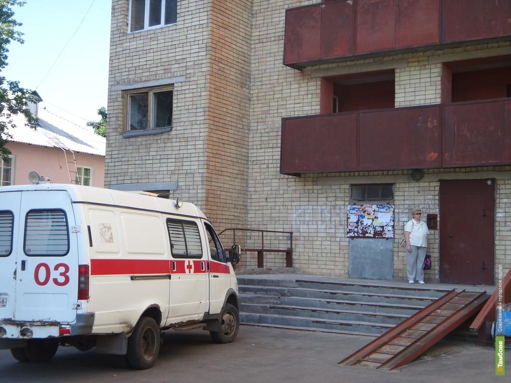 Медики Тамбова обследовали полторы тысячи жителей отдалённых сёл