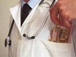 Тамбовский врач попался на взятке