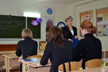 На Тамбовщине стало на 5 заслуженных учителей больше