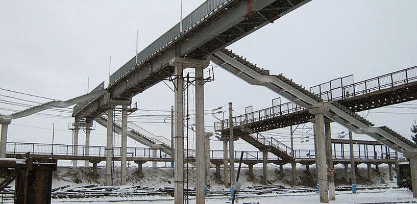 На ж/д станции «Никифоровка» планируют построить пешеходный мост