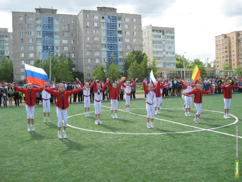 На Тамбовщине открывают новый спортобъект