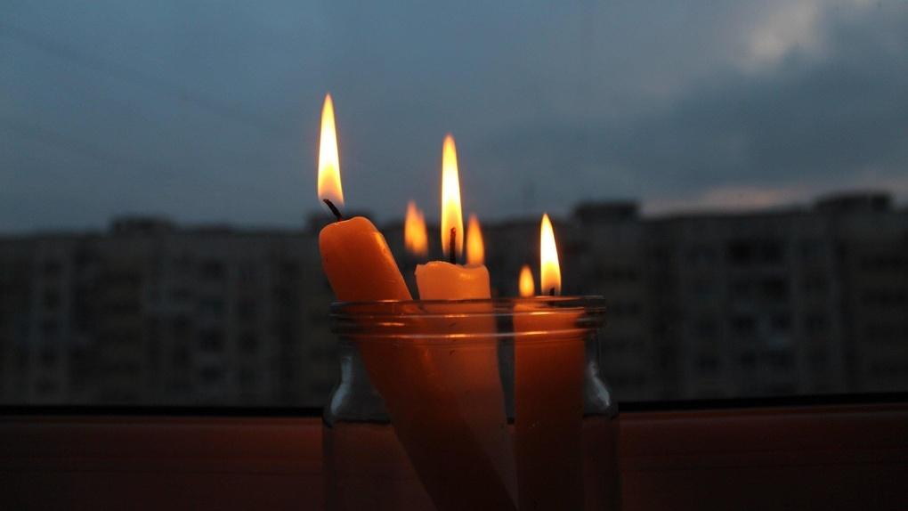Несколько улиц на западе и севере Тамбова останутся без света