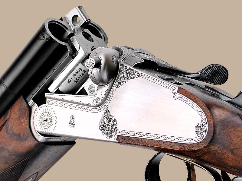 Житель Моршанского района незаконно хранил оружие