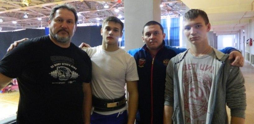 Тамбовский пауэрлифтер вернулся с первенства России с победой