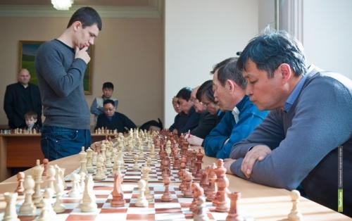 Логику тамбовчан будут тренировать шахматами